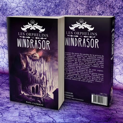 Les Orphelins de Windrasor Tome 3/3