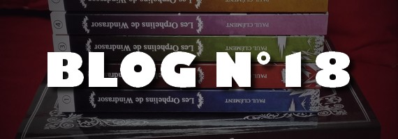 [Blog N°18] Les Orphelins de Windrasor: vers l'infini et l'au-delà!