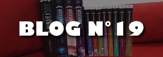 [Blog N°19] La folie des éditions et des projets